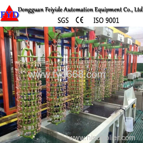 Feiyide Automatic Rack Plating Machine /Electrophoresis Machine /All Kinds