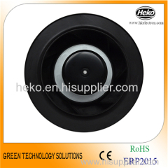DC 190*68.5mm Backward Curved Centrifugal fan