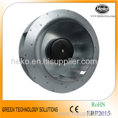 DC 280*99mm Backward Curved Centrifugal Fan