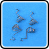 High quality precision stamping spring steel compress spring