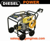 3600 PSI Diesel Engline Pressure Washer