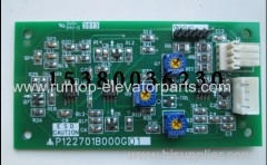 Elevator spare parts PCB P122704B000G01 for shanghai Mitsubishi