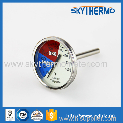 Meat thermometer bbq usage