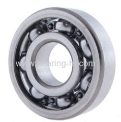 Factory Price Deep Groove Ball Bearing