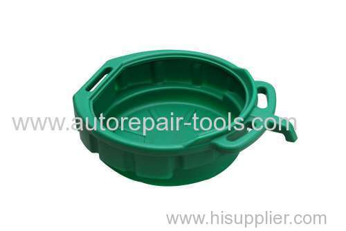 15L Polyethylene Oil Drain Pan