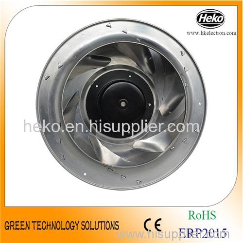 DC 310*150mm Centrifugal Fan - Backward Curved