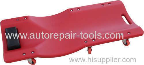 "36"" Lightweight Portable Plastic Creeper Tool"