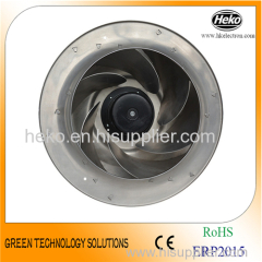 DC 400*192.5mm Centrifugal Fan - Backward Curved