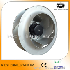 DC 400*134.5mm Centrifugal Fan - Backward Curved