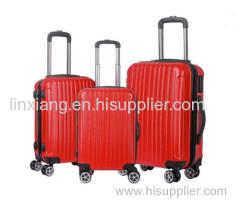 Design de moda bagagem viagens carrinho carrinho saco de trole