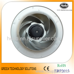 DC 400*157mm Centrifugal Fan - Backward Curved