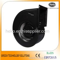 EC-AC Input 140mm Single Inlet Blower Fan