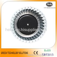 EC-AC Input 120*98mm Centrifugal Fan - Forward Curved