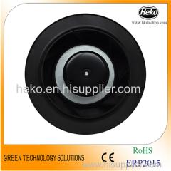 EC-AC Input 190*95mm Backward Curved Centrifugal Fan