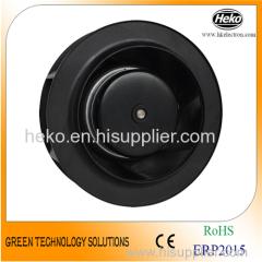 EC-AC Input 190*106mm Backward Curved Centrifugal Fan