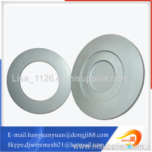 China Factory High Quality Custom made cartridge filter spare parts end cap