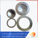 2016zinc plate various surface treatments cartridge filter spare parts end cap