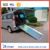 Manual Wheelchair Ramp for van