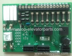 Elevator parts PCB P203750B000G01 for Mitsubishi elevator