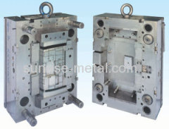 Aluminum die casting alloys mould drawings