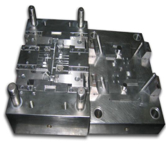 Aluminum casting process tooling making