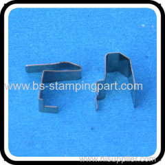 Beryllium copper battery clips