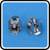 High quality metal sheet part battery clip from Bosi