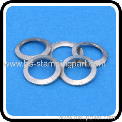 thin flat wave spring copper grounding washer