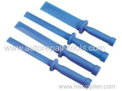 4pcs Nonmarring Scraper Set Auto Body Glass Tool Set