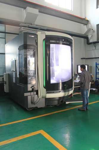 OEM metal alloy die casting tooling machinery