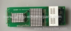 Elevator parts PCB P366705B000G04 for Mitsubishi elevator