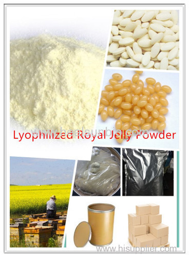 Lyophilized royal jelly powder.organic royal jelly powder royal jelly powder royal jelly extract powder