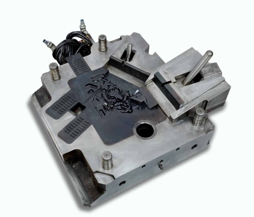 Aluminum zinc brass die casting tooling with OEM service