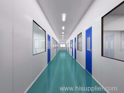 China Proffesional Clean Room Solution Provider