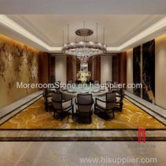Orange Jade Porcelain Tile for Floor and Wall