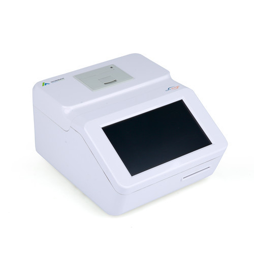 Immunofluorescence Quantitative Analyzer Clinical Fluorescence Immunoassay Analyzer