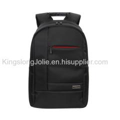 Black nylon factory oem backpack
