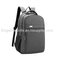 1680D Waterproof Laptop Backpack Brand in USA with Mental Zippers