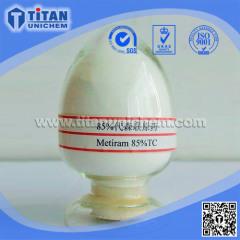 Metiram 85% TC 70% WP 70% WDG CAS 9006-42-2