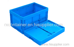 plastic moving folding box for industrial use
