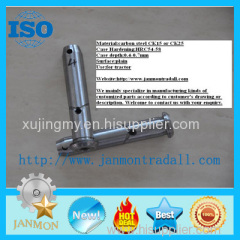 Tractor Pin with hole and grease slot split pin stainless steel pin zinc plated pin auto fasteners Tractor pin with hole