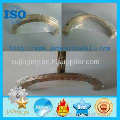 Half washer Thrusting plate Thrust bearing Crankshaft Thrust Bearing Set thrust plate Thrust pad Bimetal thrust washers