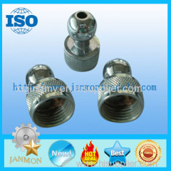 Zinc Alloy Die Casting aluminium machining parts die casting parts forging parts cnc machined parts Anodized CNC Al part