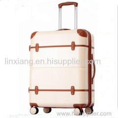 Pink vintage abs Koffer Reisegepäck 3 Stück Trolley Gepäck