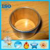 Bimetal bushing bimetal bush oilless bushing oilless bush self lubricating bushing sliding bearing slotted type bush