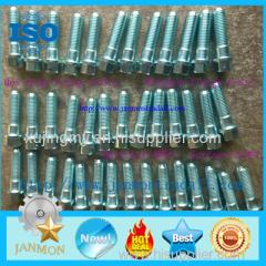 Hexagon flange bolts Hex head flange bolts High tensile hex bolts High strength hex bolts Zinc plated bolts Zinc bolts