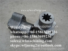 OEM Forged Steel Forging Crankshaft Forging Motor Parts of Hot Forging