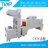 Automatic film packing shrink wrap for flooring