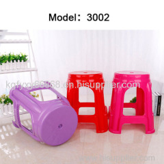 Wholesale high quality stackable plastic stool