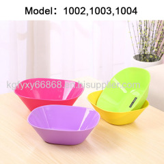 Home colorful high quality plastic hand wash basin